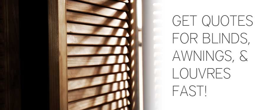 Search, select and send quotes to your local blinds & awnings provider, read reviews or find specials.