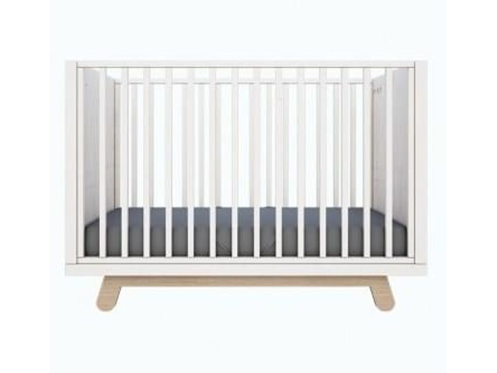 Kutikai Cot Bed Wooden Bleached Oak 140 X 70 Furniture  # Muebles Kutikai