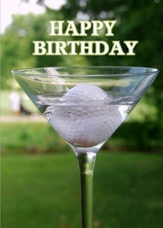 Happy Birthday Golf Male Custom Edit By Lechezz Happy Birthday Golf Happy Birthday Cards Ball Birthday