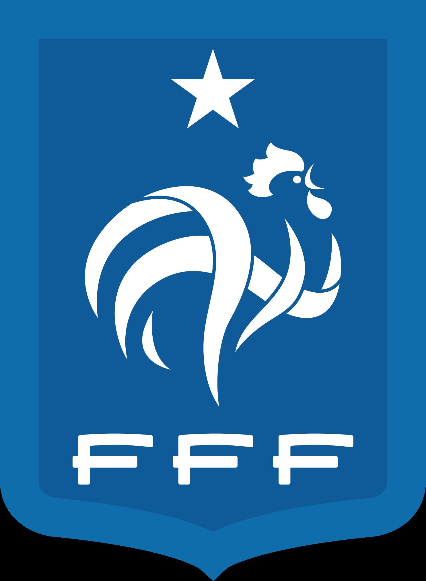 Resultado de imagem para federation francaise football  logo