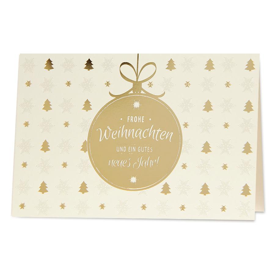 Weihnachtskarten Foto Bestellen.Moderne Goldene Weihnachtskarten Der Peter Maffay Stiftung Online
