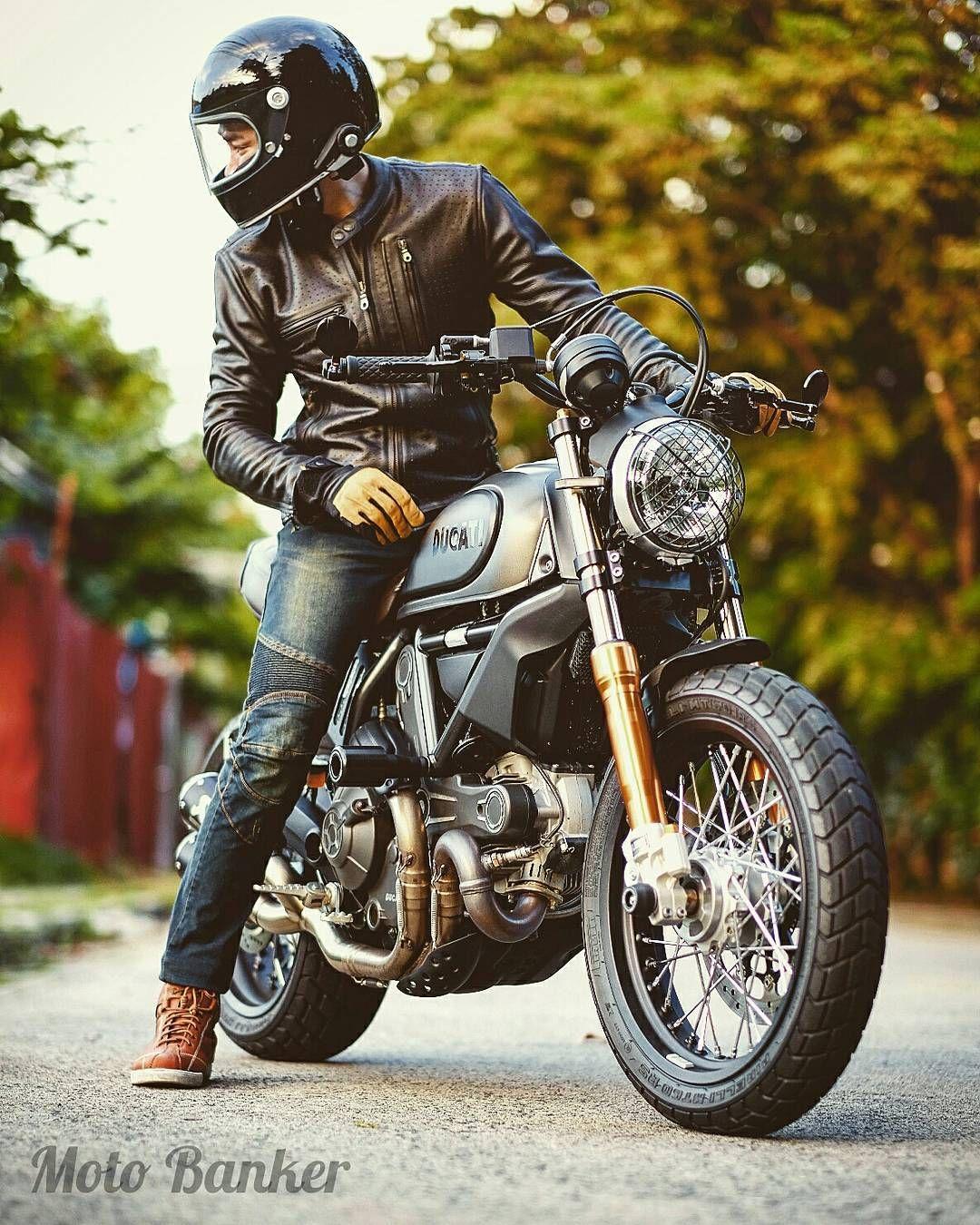 cafe racer outfit motorrad bild ideen. Black Bedroom Furniture Sets. Home Design Ideas