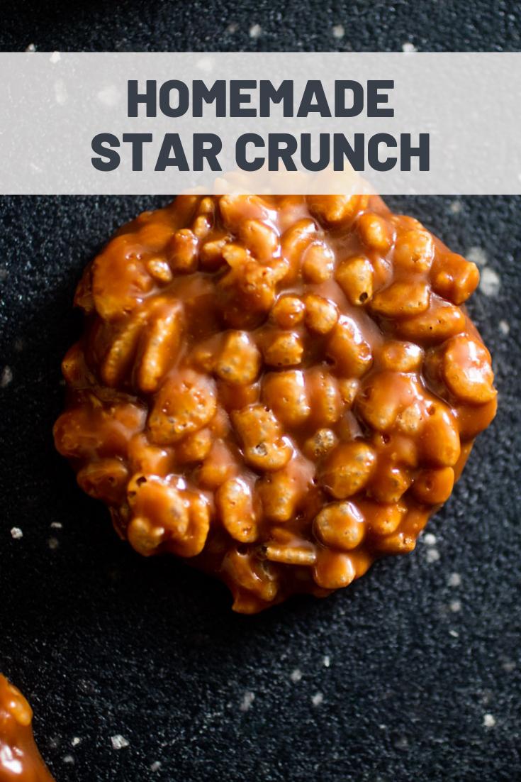Homemade Star Crunch