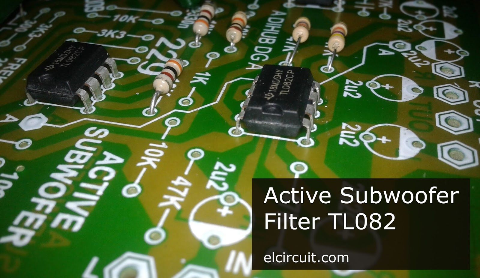 Active Subwoofer Circuit Tl082 Tl072 4558 Electronics Integrated Audio Amplifier Diagram Amplifiercircuitsaudio