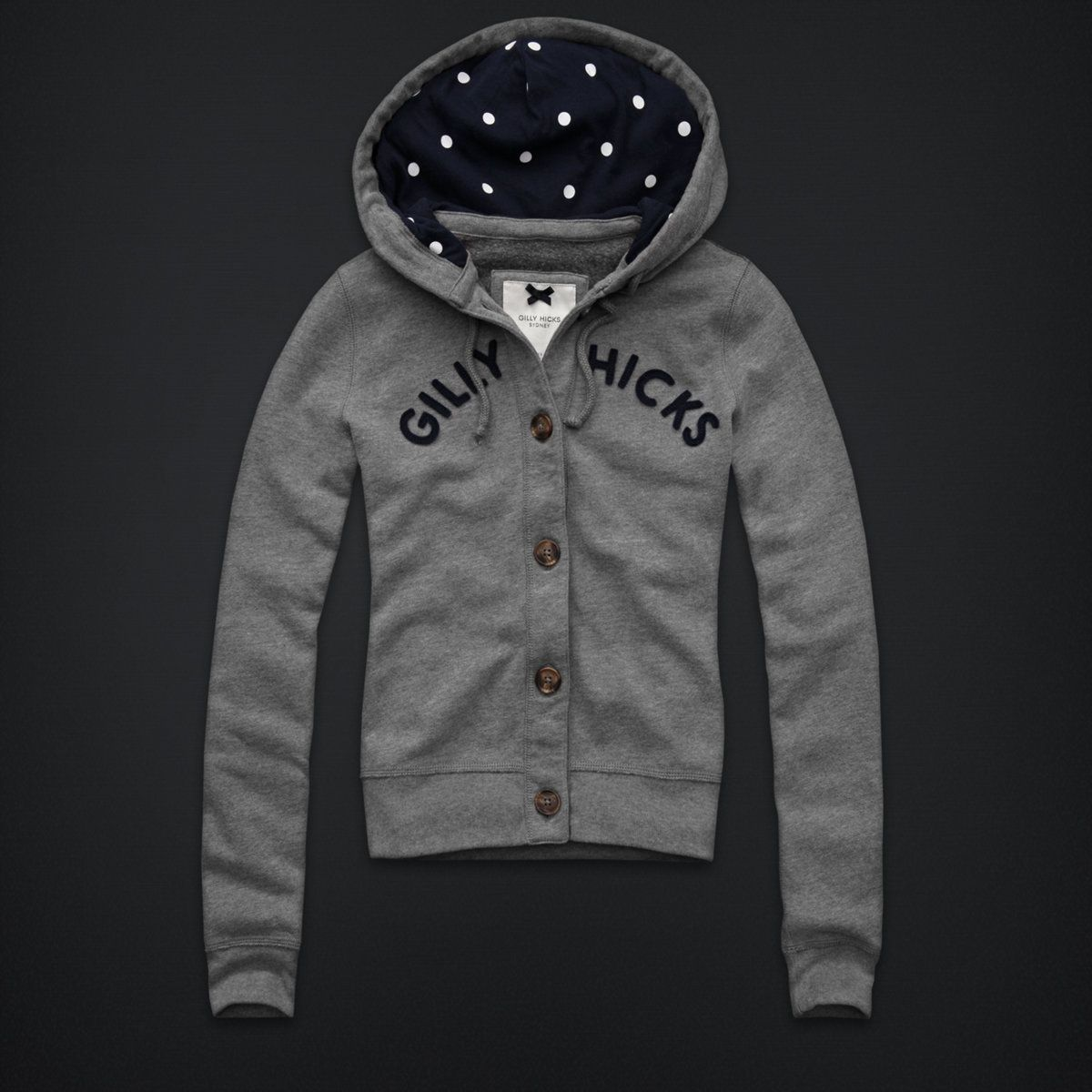 Gilly Hicks Womens Collaroy Hoodie | Womens Clothing