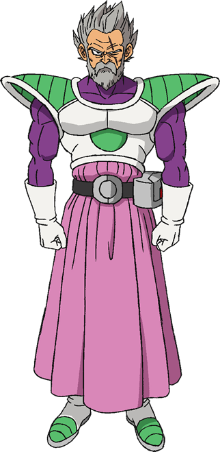キャラクター character ドラゴンボール超 ブロリー ドラゴンボール パラガス ブロリー