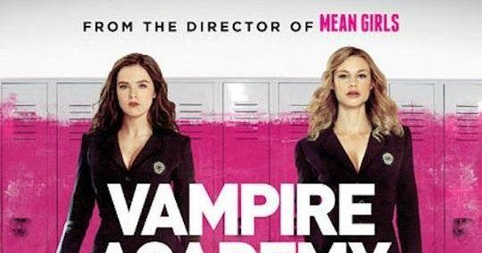 فيلم الاكشن والفانتازيا Vampire Academy مترجم مشاهدة اون لاين Vampire Academy Film Review Vampire