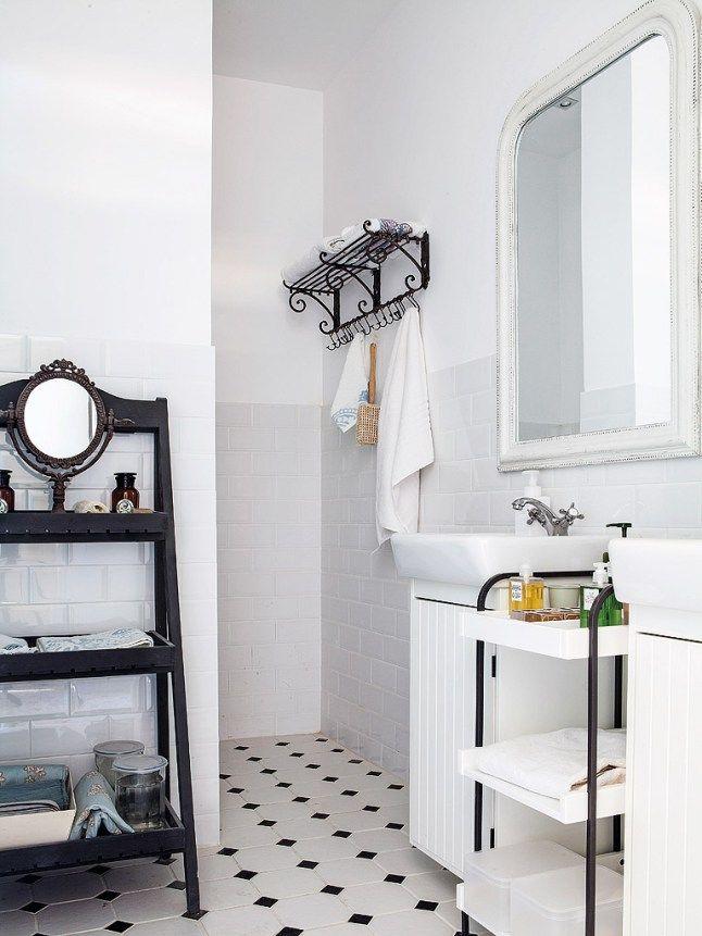 Un appartement entre vintage et classique