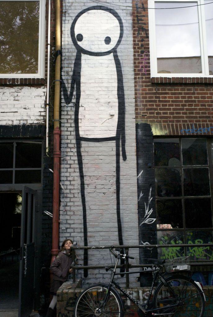 Stik New Mural In Berlin, Germany   art   Street Art in