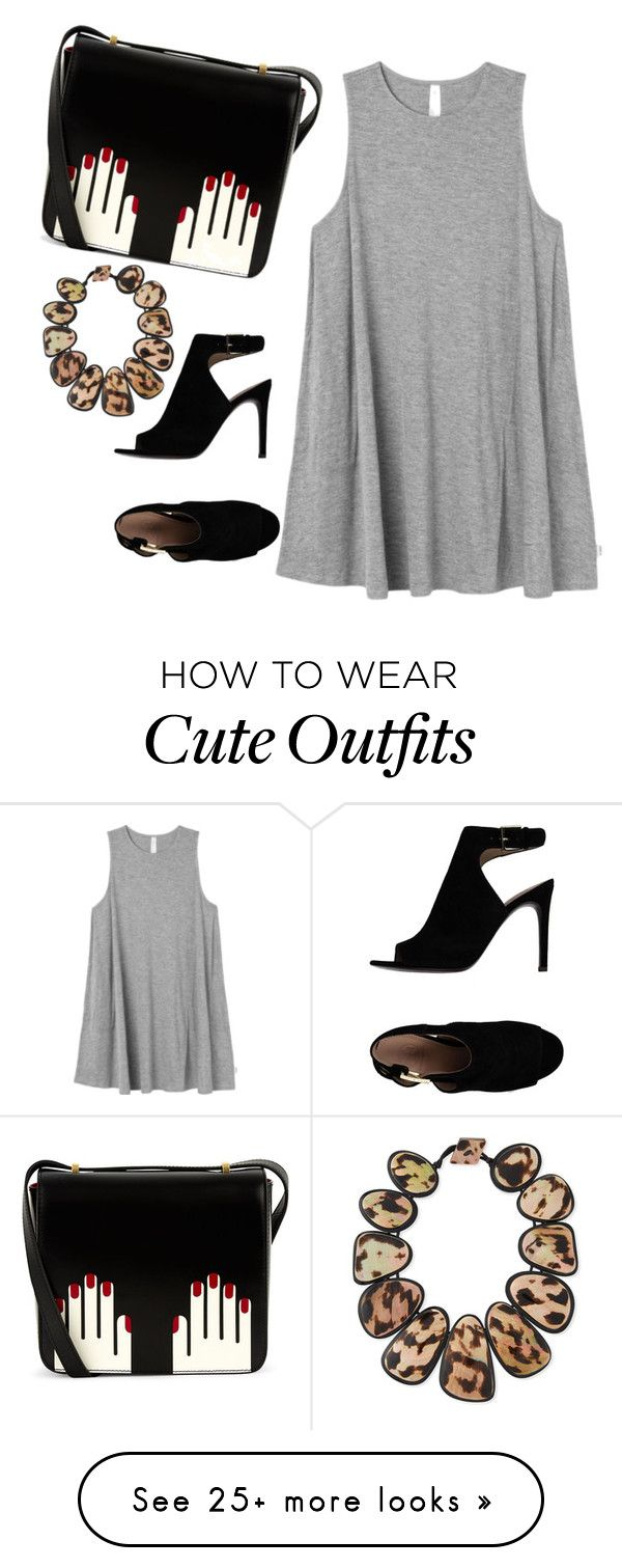 cute edgy dressy outfit\