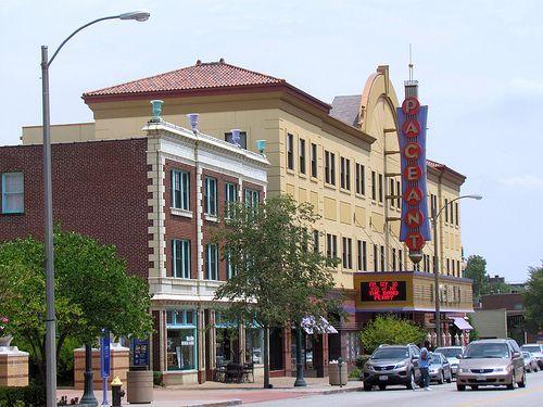 St. Louis, MO   University City   Delmar Loop