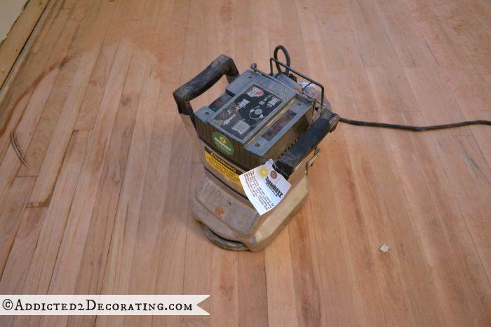 The Correct Way To Sand Hardwood Floors