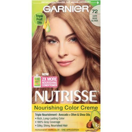 Garnier haarfarbe dunkelblond