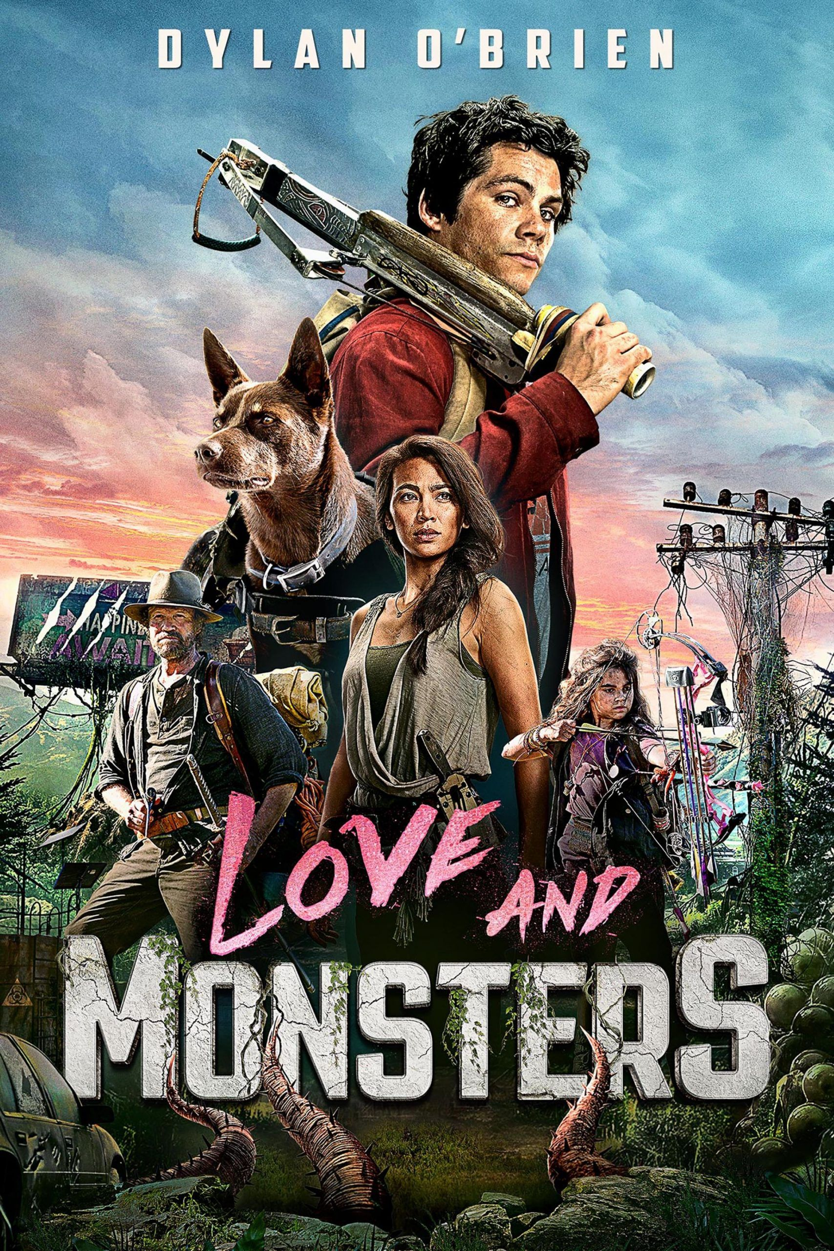 Love And Monsters Movie Review Not The Monster Movie You Might Expect Dylan O Brien Movies Dylan O Brien Movie Monsters