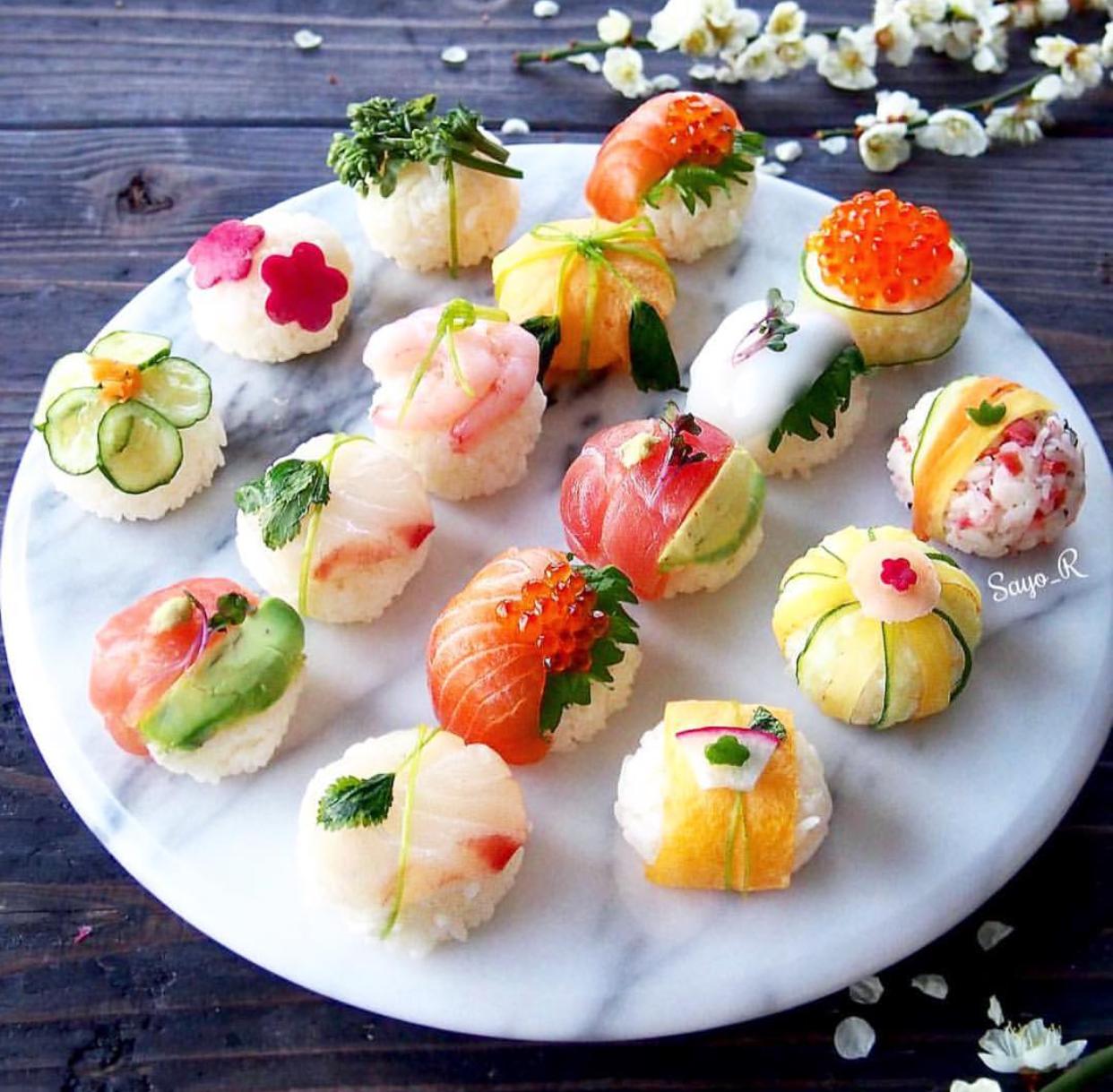 手毬 寿司