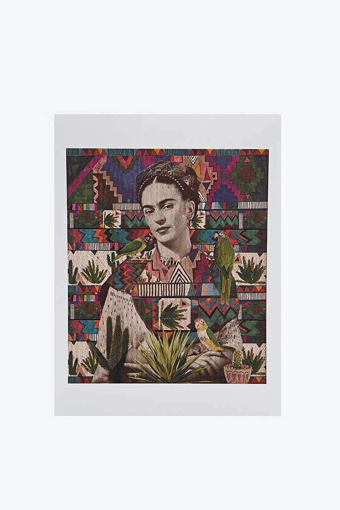 Frida Kahlo Wall Art | Design | Pinterest | Bohemian ...