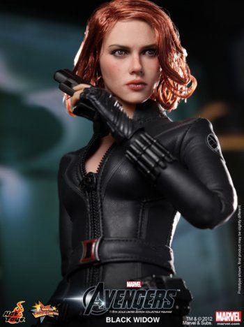 Hot Toys - Black Widow - With gun