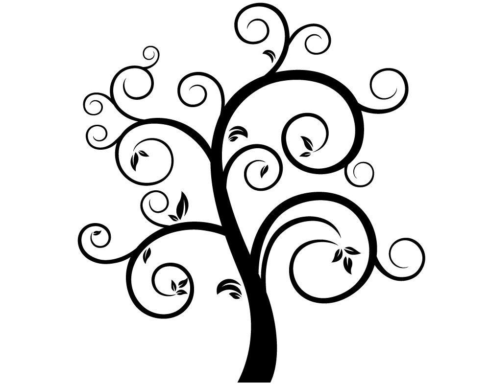 risultati immagini per disegni alberi stilizzati alberi