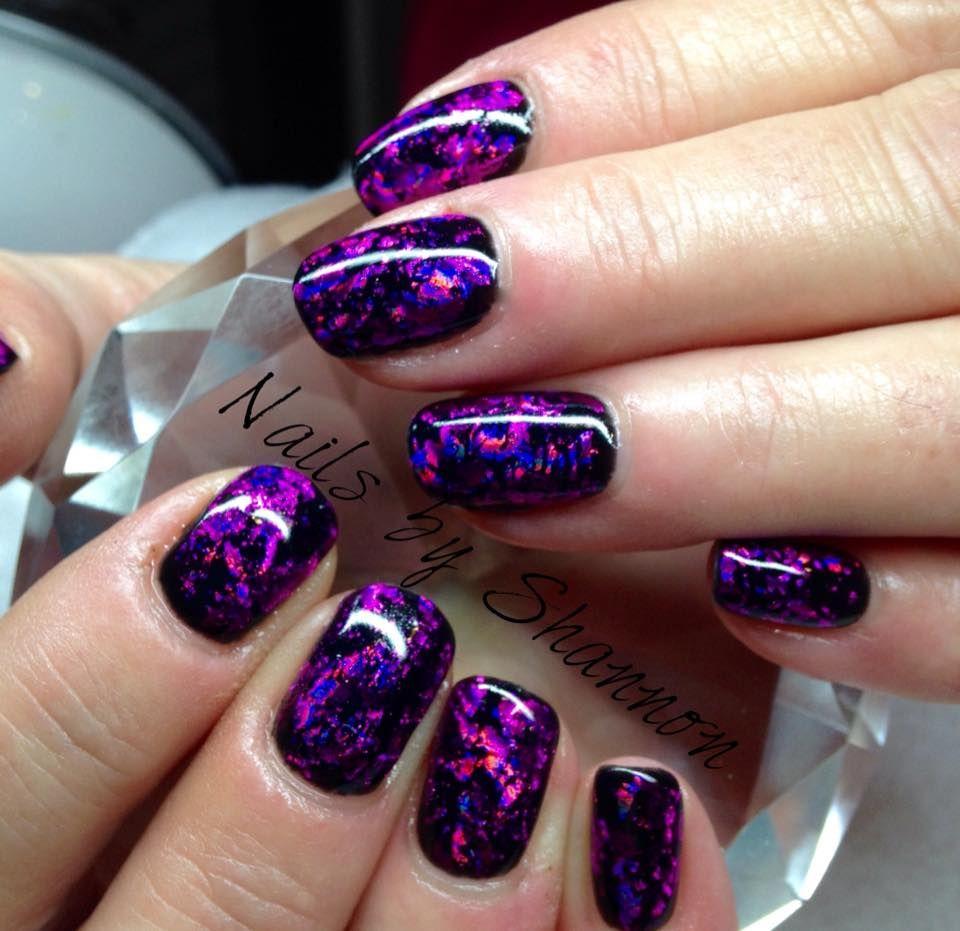 Gelish Nail Art Tutorials Gel Polish Acrylic Hard Gel Nail Art