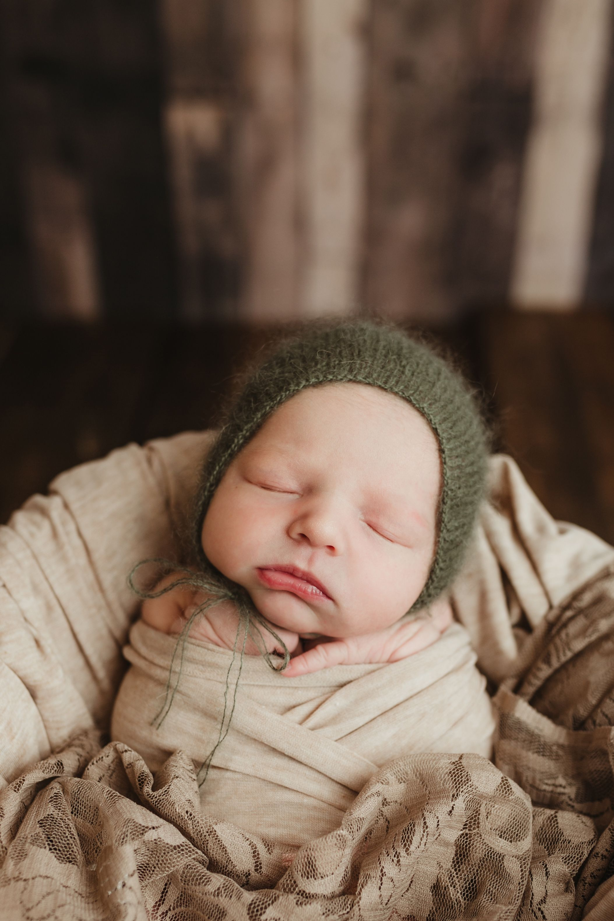 Custom Newborn Photos Marlton Studio | Newborn baby