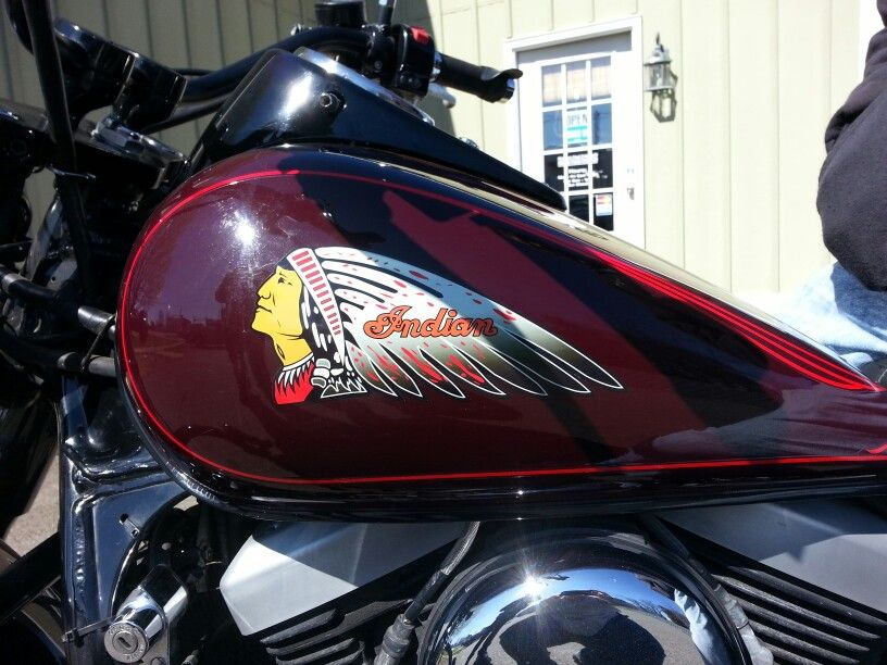 Mordern Indian Motorcycle Gas Tank Decals Like Us On Facebook To - Stickers on motorcycles