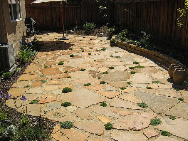 Urbanite patio | Pinterest | Patios, Backyard and Landscaping ideas
