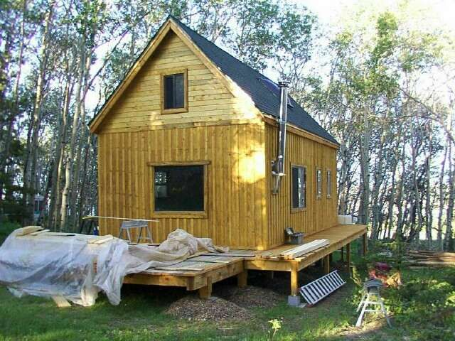Get Idea From Free Tiny House Plans: Small Cabin Plans Free