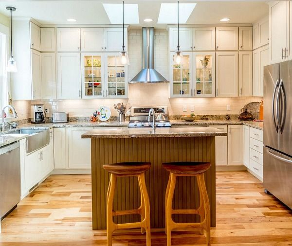 Southern Living Kitchens Ideas: Sugarberry Cottage: 5 Houses Built With Same Popular Plan