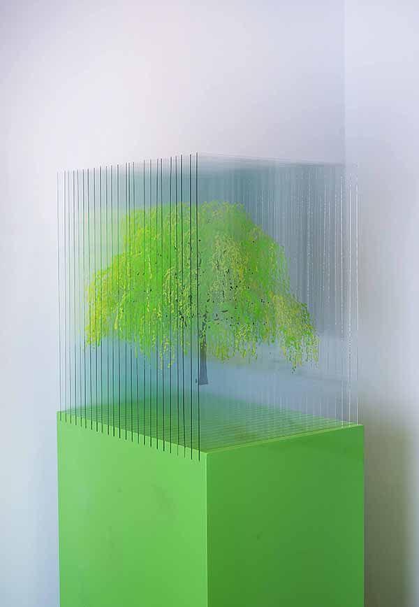ARDAN ÖZMENOĞLU – 1979 | Contemporary Art Space | Layered art, Space art, Contemporary art