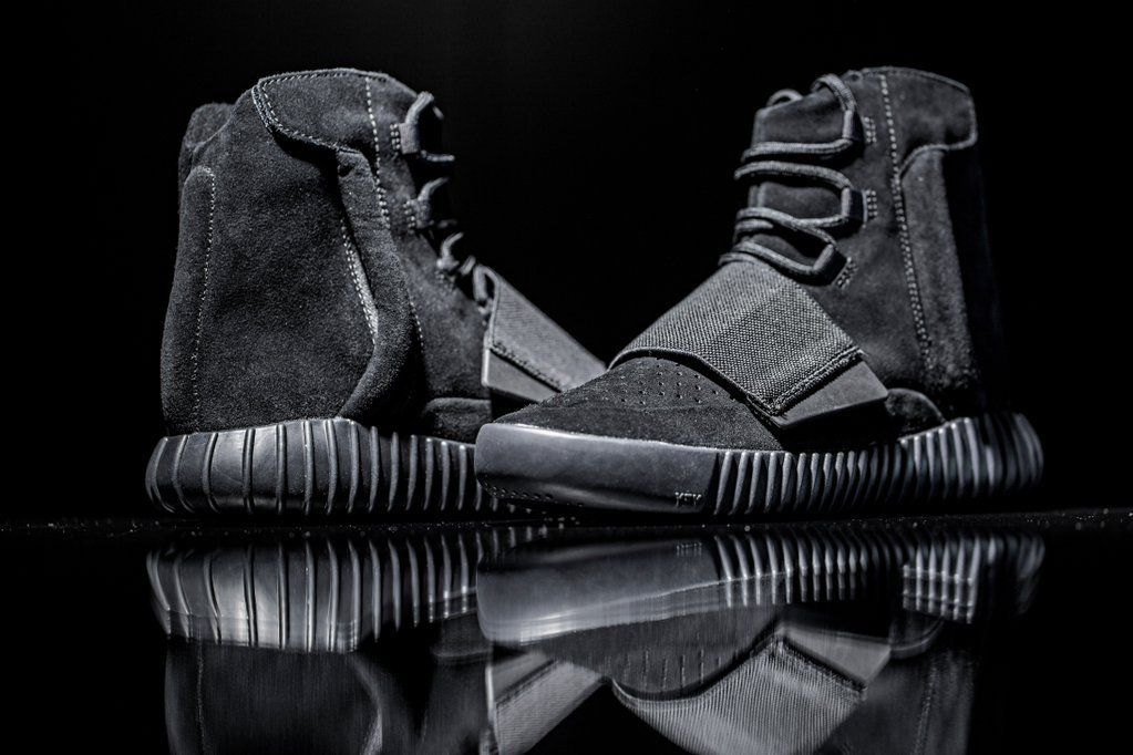a89be16145c A Detailed Look at the adidas Yeezy Boost 750 in Black