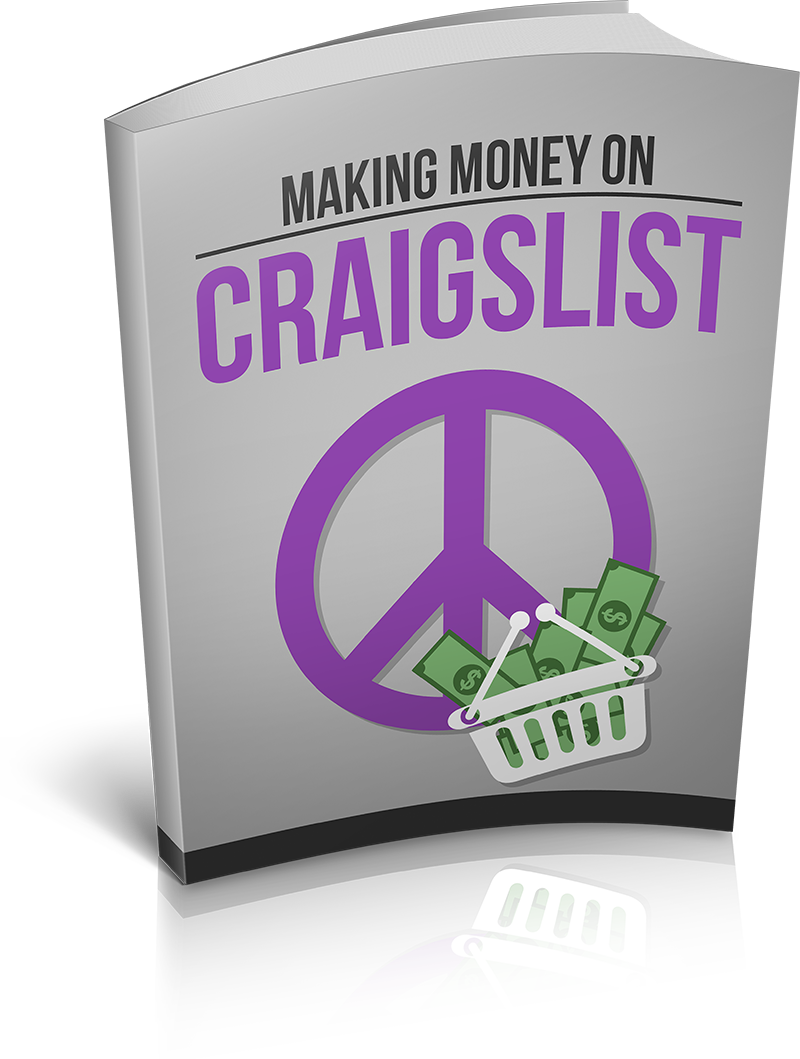 Making Money On Craigslist Ebook Pdf Dinheiro Online Renda Online