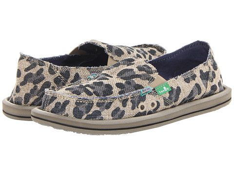 Sanuk On The Prowl Cheetah - Zappos.com Free Shipping BOTH Ways ... 85ec8c273