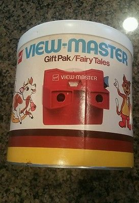 Vintage View-Master Gift Pak