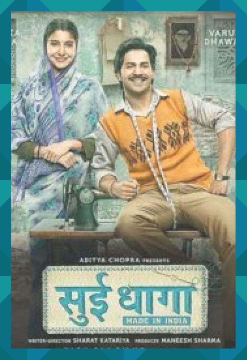 Sui Dhaaga Moviesbygenre Movies By Genre 127563 Movies By Genre Full Movies Hindi Movies