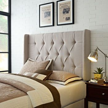 veronica kingcal king upholstered headboard at costco best price for headboards