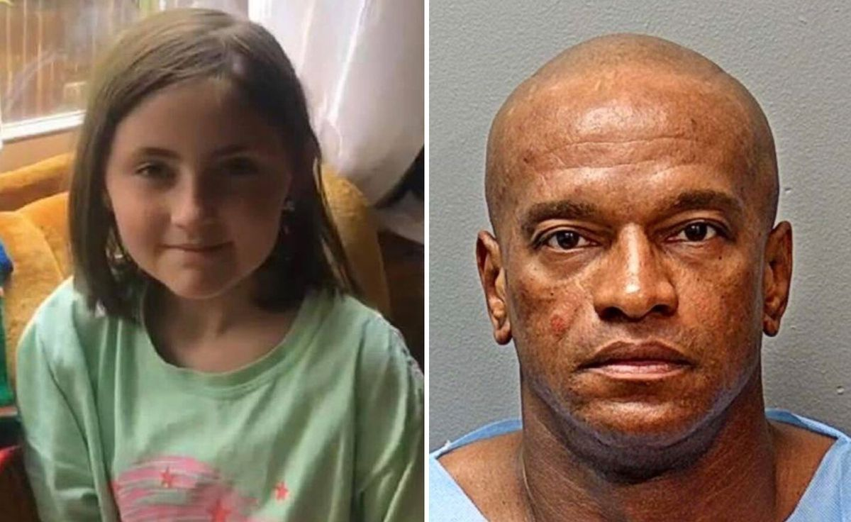 Girl 8 Found Safe And Suspect Arrested Hours After She Is