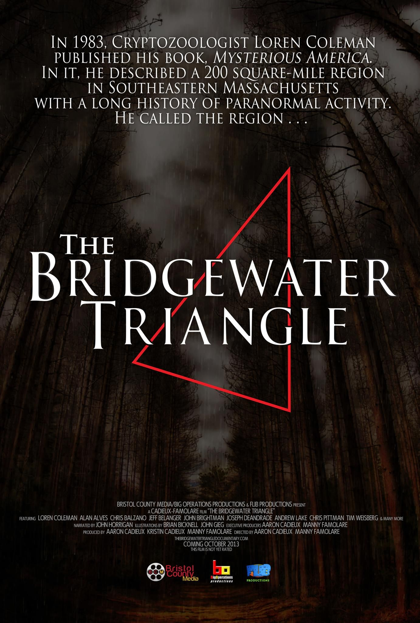 The Bridgewater Triangle (Aaron Cadieux y Manny Famolare)