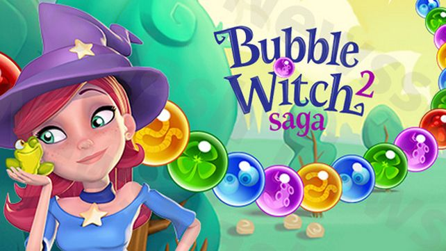 Bubble Witch Saga 2 Unlimited Lives