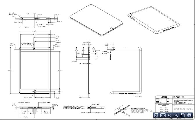 Ipad Mini Case Design Guidelines Now Available Let S 3d Print Ipad Mini Ipad Mini Case Design Guidelines