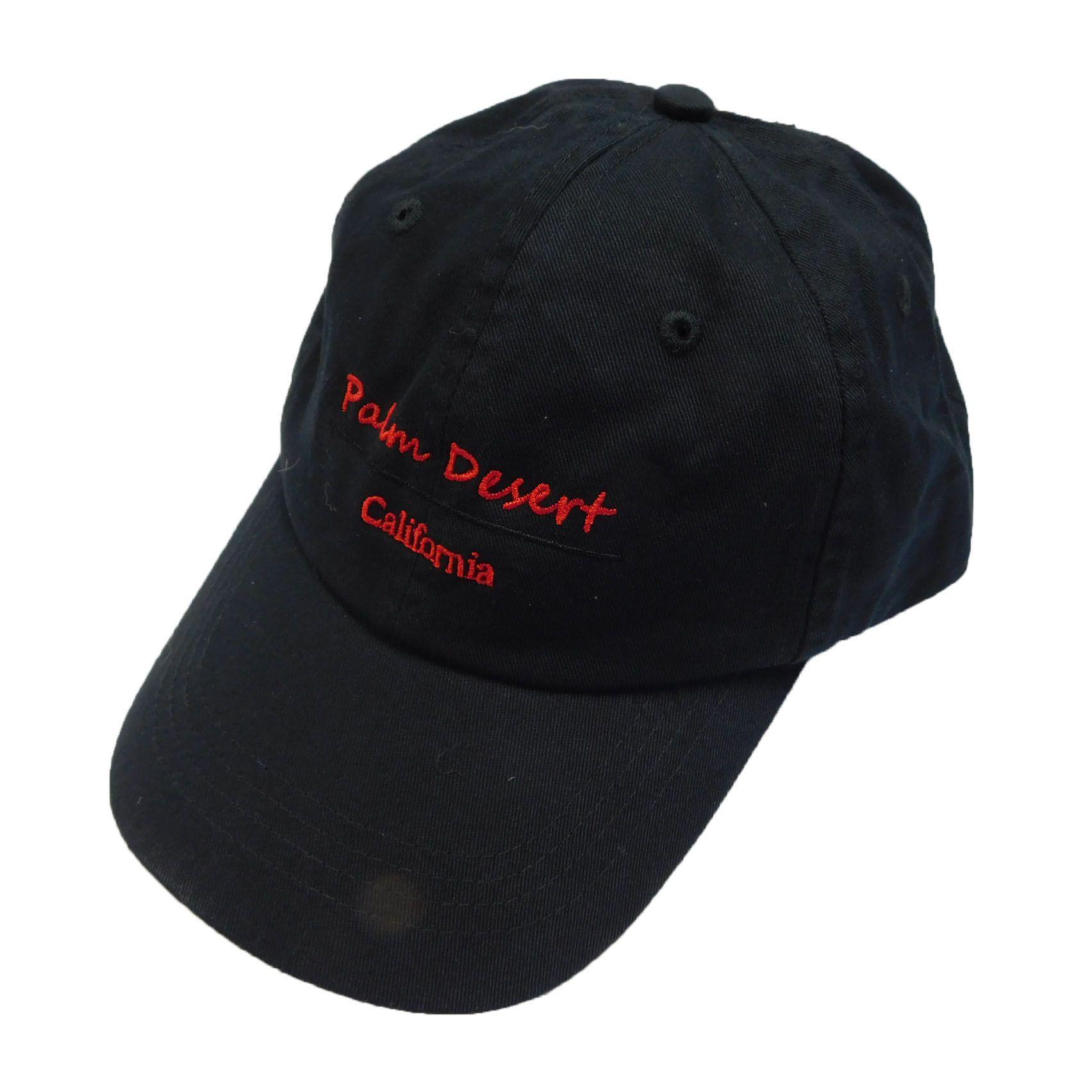 f7c21c0b4d7 Twill Baseball Cap - Black