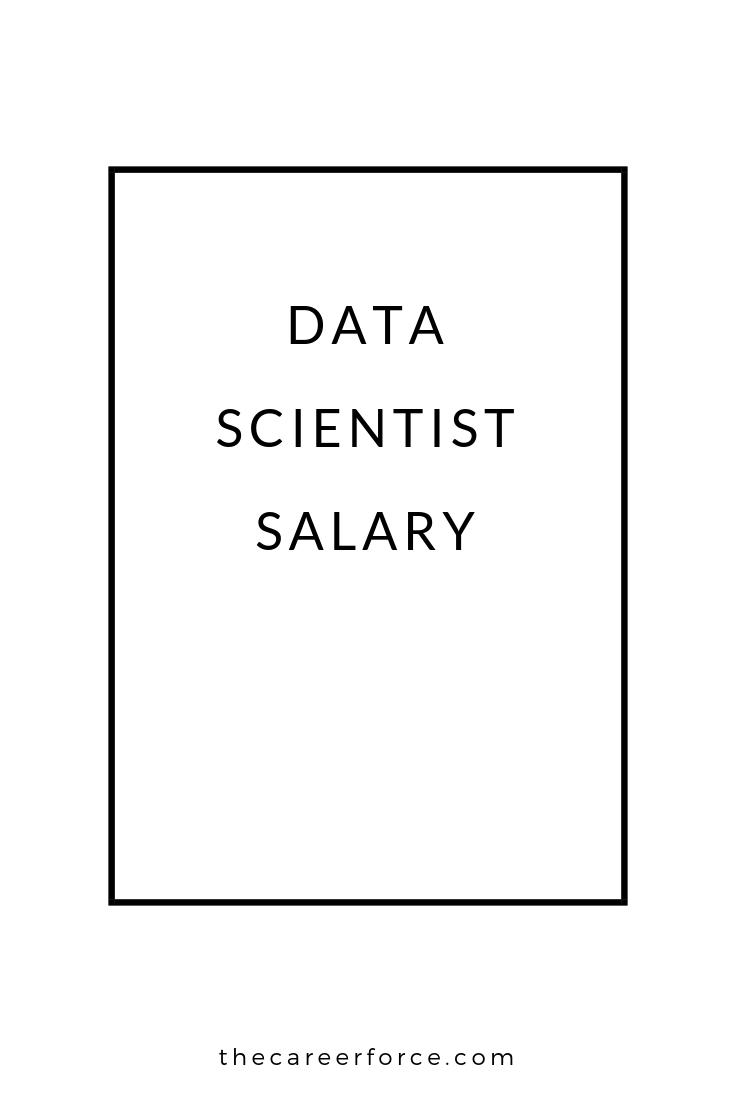 Data Scientist Salary 2019 | Career Advice for Millennials
