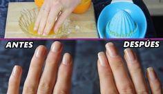 como endurecer y hacer crecer las uñas