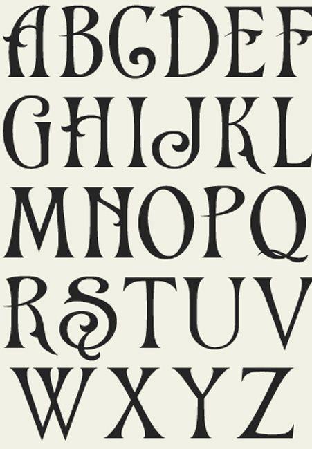 Letterhead Fonts LHF Chapman Victorian