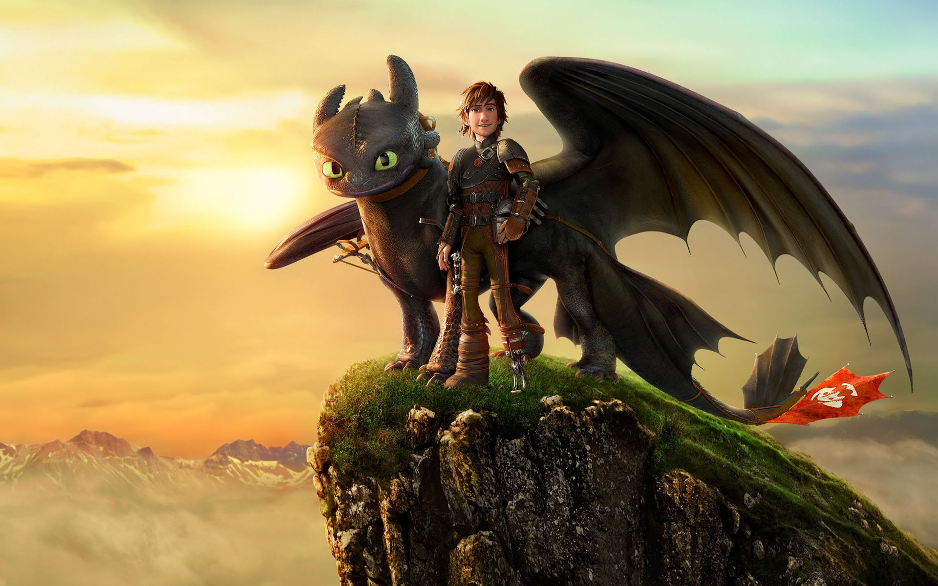 Toothless dragon wallpaper new toothless and hipcup - Toothless wallpaper ...