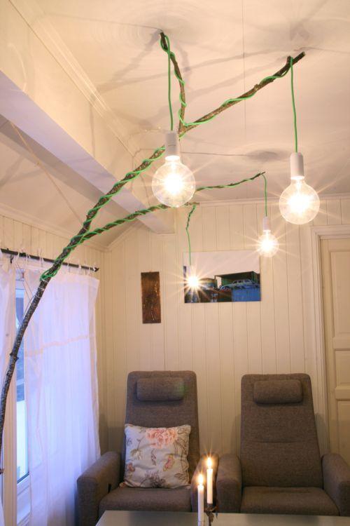 Hide Cords For Hanging Lights