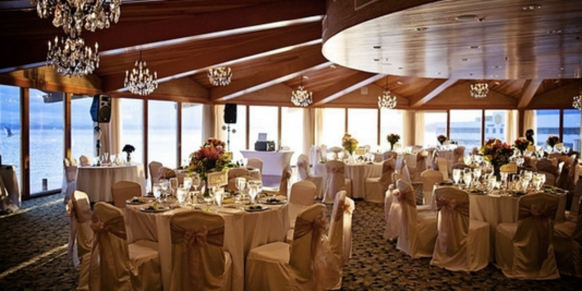 Edgewater Hotel Seattle Weddings Price Out And Compare Wedding