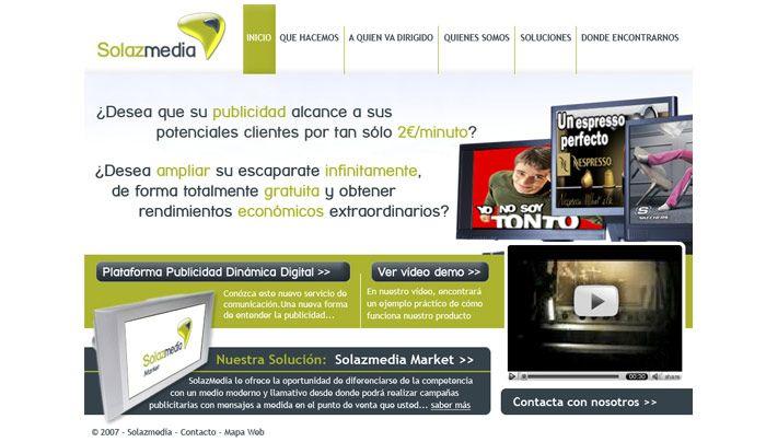 Website Solazmedia