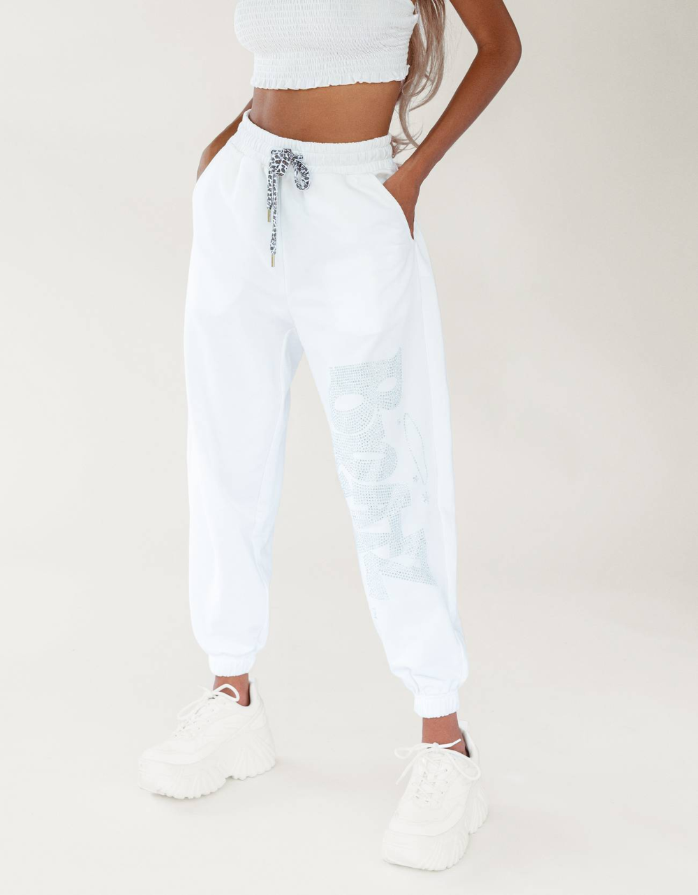 Bershka Pantalon Chandal Mujer 55 Descuento Gigarobot Net