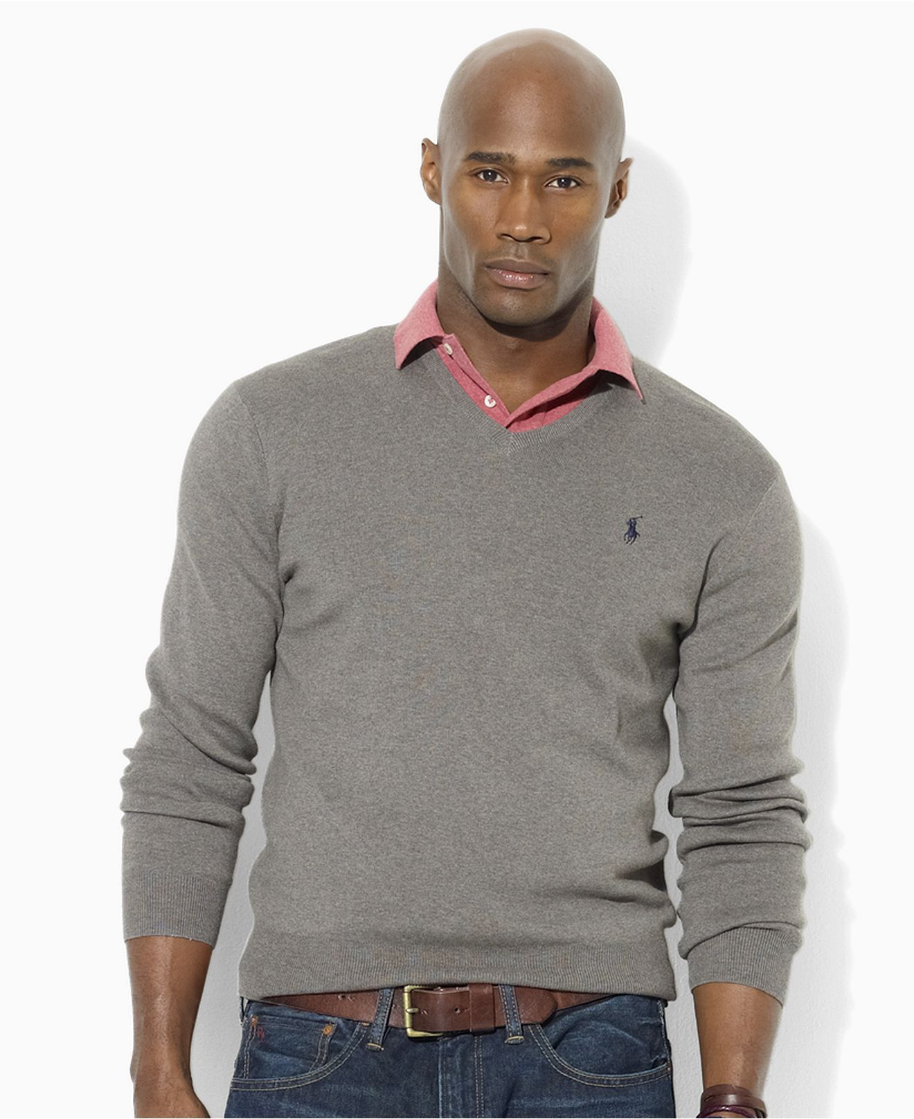 363fe12fd Polo Ralph Lauren Big and Tall Sweater