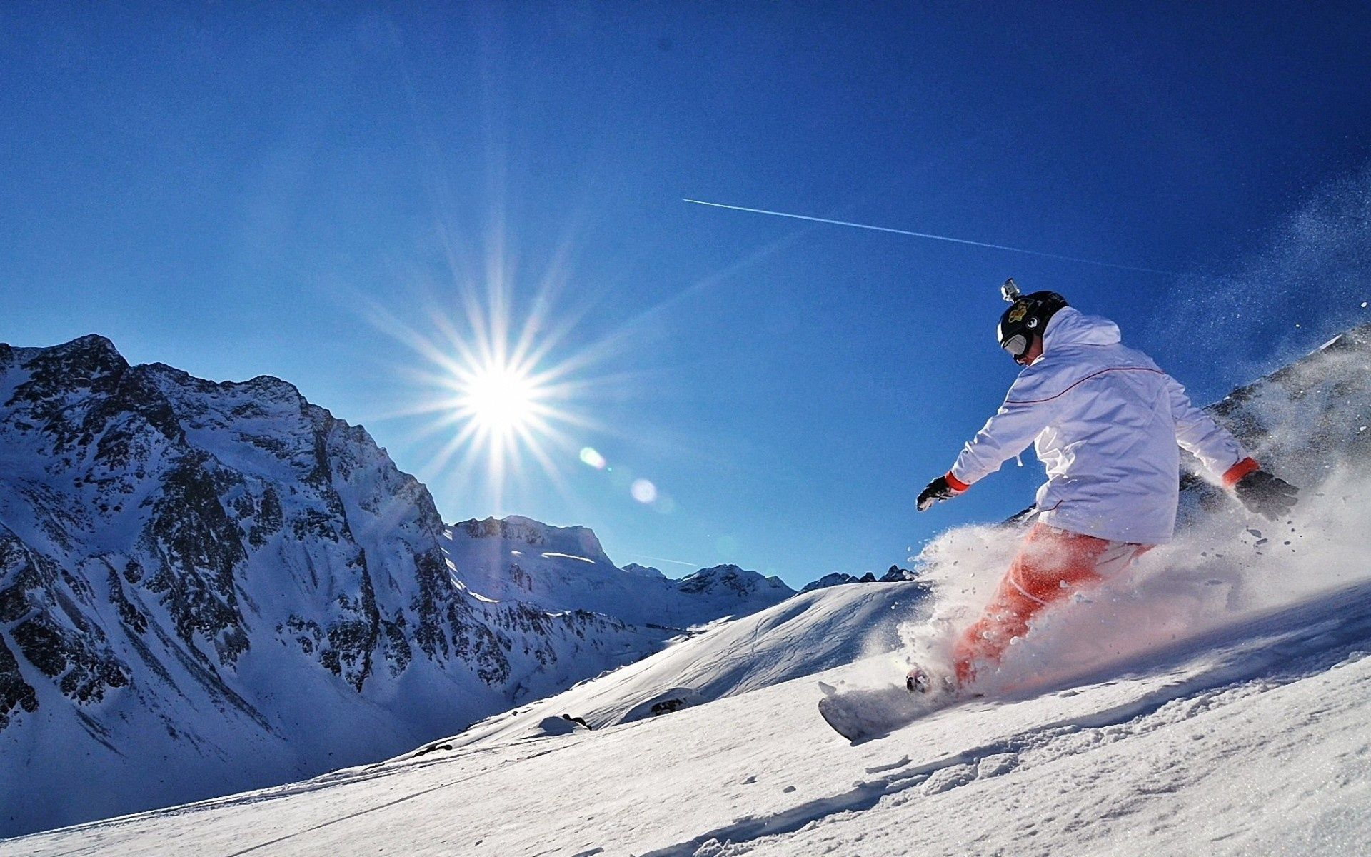 Sport Snowboarding Hd Photography Wallpaper Snowboarding